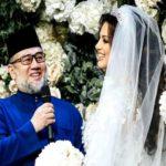 ملك ماليزيا يطلق زوجته ملكة الجمال الروسية