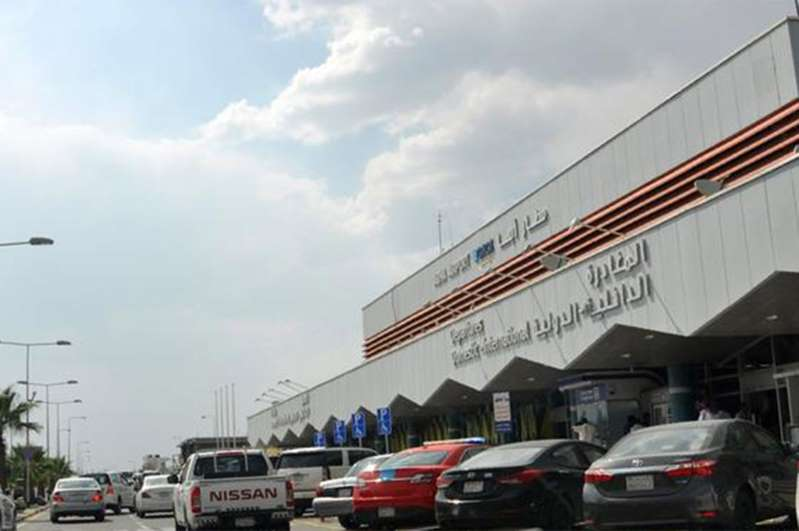 هجوم إرهابي حوثي يستهدف مطار أبها الدولي