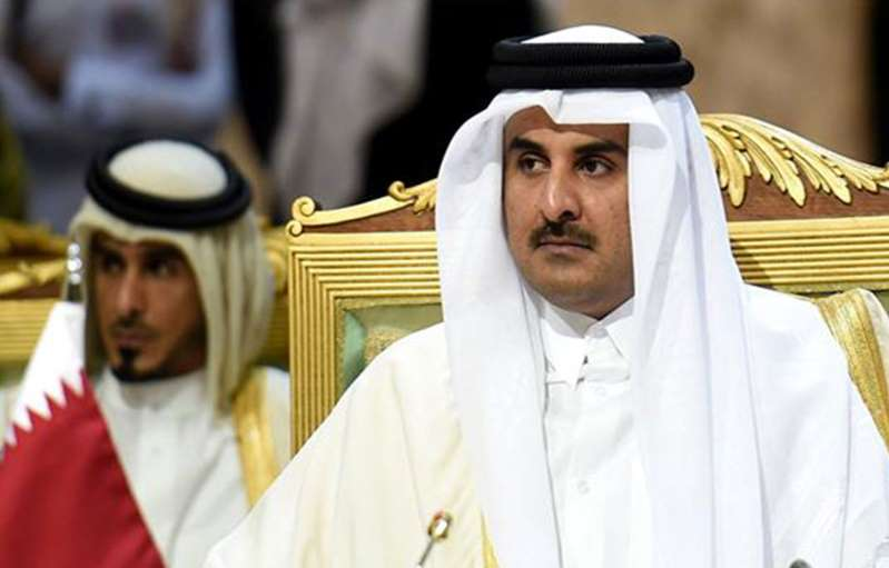 أخ أمير قطر يضع رئيس مخابرات الدوحة في ورطة