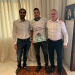 النادي الأهلي السعودييعلن التعاقد مع المحترف الجزائري يوسف بلايلي