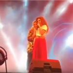 بالفيديو- فتاة سعودية ترقص مع ميريام فارس تثير الجدل!