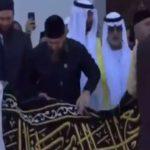 رئيس الشيشان يبهر الحاضرين بردة فعله على هدية خادم الحرمين وولي العهد