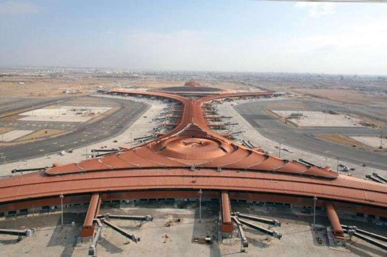 """""""سبق"""": مطار جدة الجديد يستعدّ لاستقبال أولى الرحلات الدولية"""