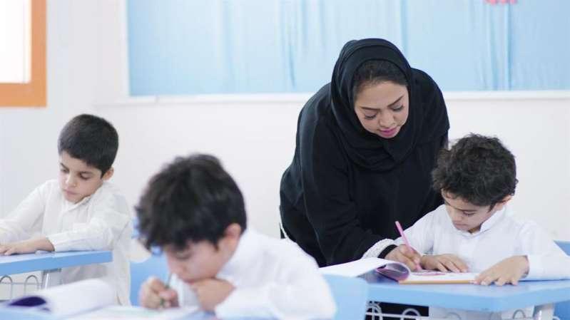 معلمات متخصصات ودورات مياه مفصولة.. بدء تسجيل الطلاب والطالبات في مدارس الطفولة المبكرة غداً