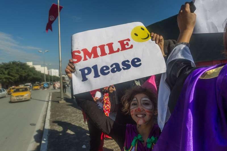 ترتيب الدول العربية في مؤشر السعادة..!