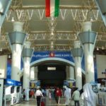 ضابطان يتبادلان اللكمات في مطار الكويت الدولي