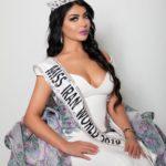 """ملكة جمال إيران """"العالم"""" 2019"""