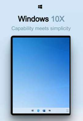 تفاصيل جديدة حول نظام تشغيل مايكروسوفت الجديد WINDOWS 10X