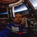 صور من عدسة هزاع المنصوري من محطة الفضاء الدولية