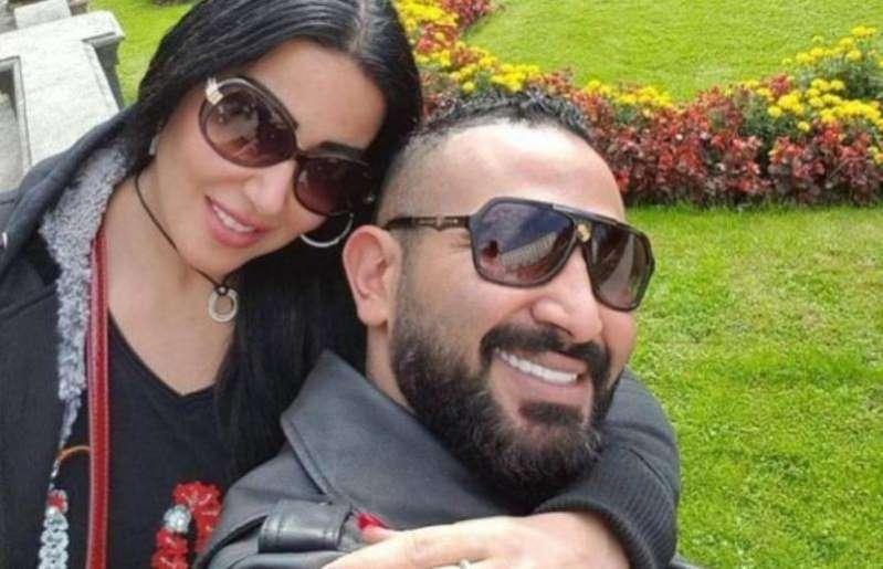 ضربة موجعة…أحمد سعد يتسبب في حبس سمية الخشاب 3 سنوات!