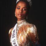 ملكة جمال جنوب إفريقيا تفوز بمسابقة ملكة جمال الكون