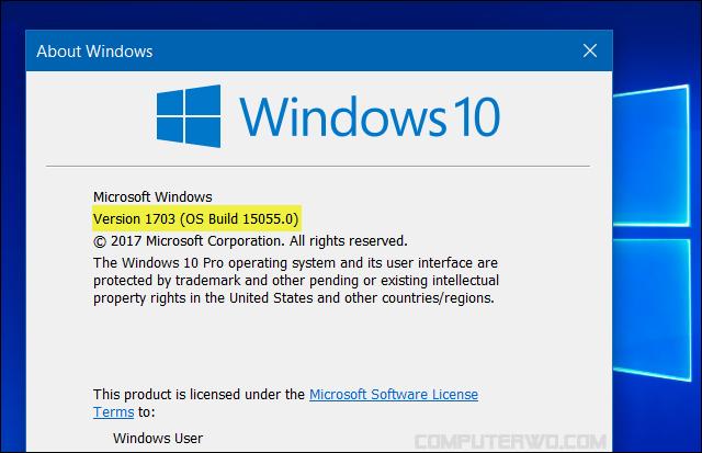 ترقية نظام التشغيل إلى ويندوز10 بواسطة أداة مجانية من مايكروسوفت Microsoft