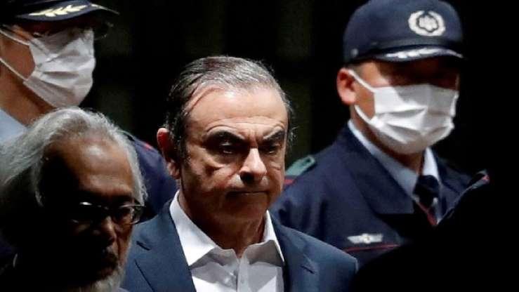 من هو اللبناني كارلوس غصن الهارب