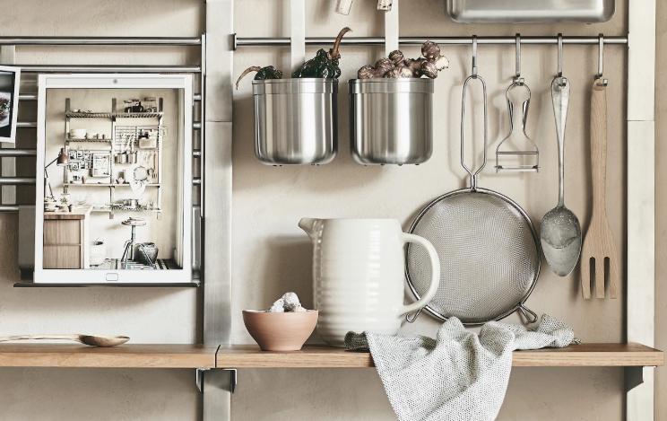 KUNGSFORS مطبخك على طريقتك 🍴 من ايكيا