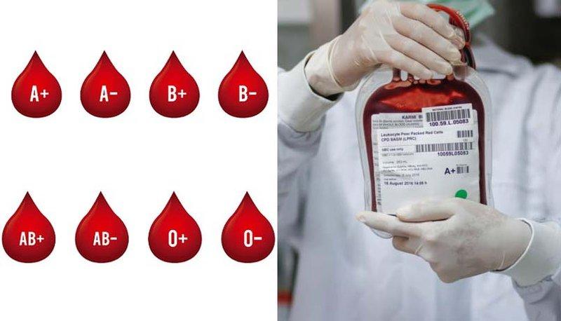 أكثر فصيلة دم عرضة للإصابة بفيروس كورونا