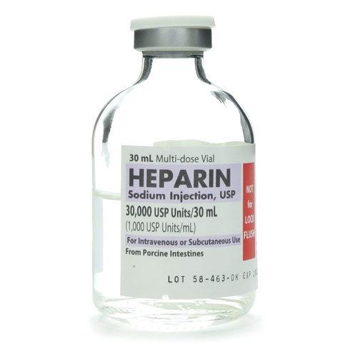 دواء الهيبارين Heparin
