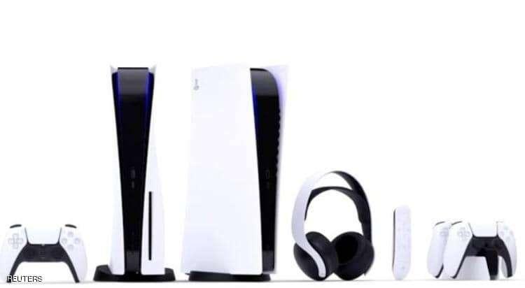 بلاي ستيشن PS5 الإصدار الجديد من سوني