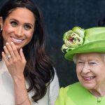 قرار مفاجئ من ملكة بريطانيا لـ ميغان ماركل