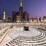 صورة رائعة للتنظيم في الحرم المكي رمضان 2021 – 1442
