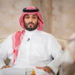 لقاء ولي العهد السعودي محمد بن سلمان بشموخ دستورنا القرأن وأغلى مانملك المواطن السعودي