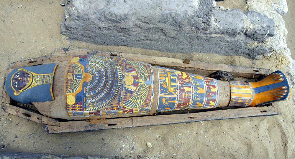 نقل مومياوات ملكية فرعونية لأول مرة في تاريخ مصر